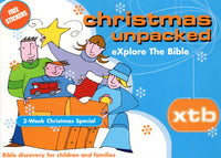 """Christmas Unpacked: Explore the Bible"""