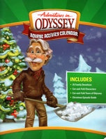 """Adventures in Odyssey: Advent Activity Calendar"" by Focus on the Family"