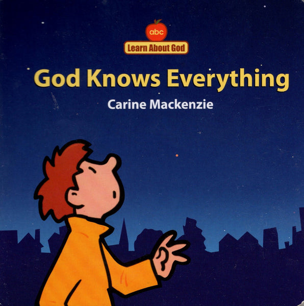 """God Knows Everything"" by Carine Mackenzie"