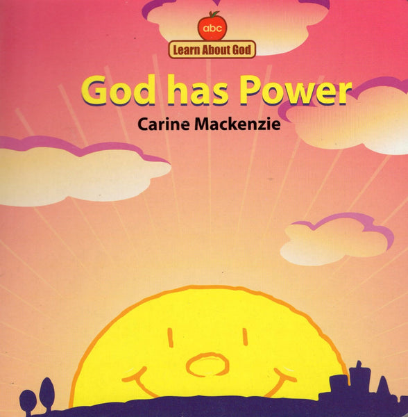 """God Has Power"" by Carine Mackenzie"