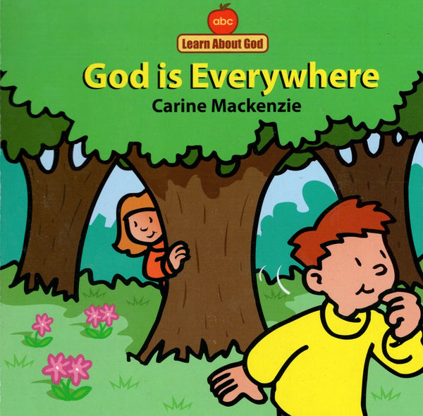 """God is Everywhere"" by Carine Mackenzie"