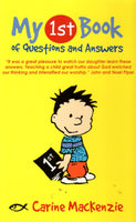 """My 1st Book of Questions and Answers"" by Carine Mackenzie"