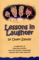 """Lessons in Laughter: A Collection of Humorous Stories"" by Owen Salway"