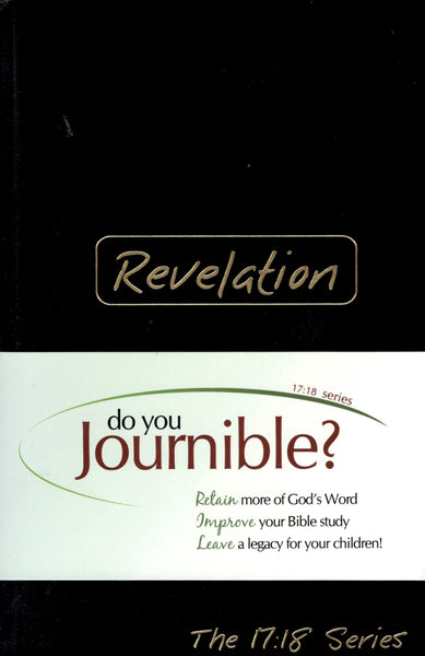"""Journible: Revelation"" by Reformation Heritage Books"