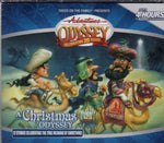 """Adventures in Odyssey: A Christmas Odyssey (4-CD Set)"" by Focus on the Family"