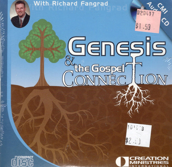 """Genesis & the Gospel Connection"" with Richard Fangrad"