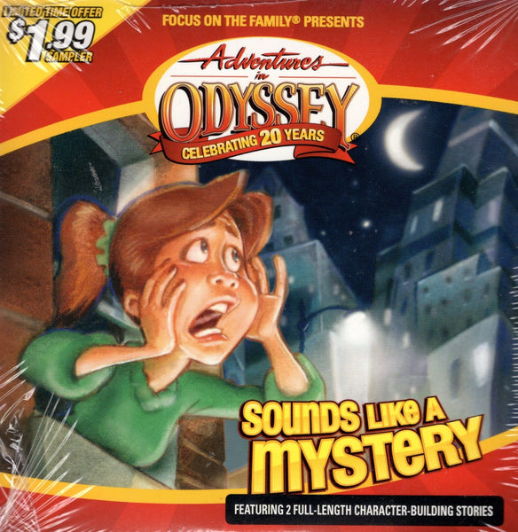 Adventures in Odyssey: Sounds like a Mystery (CD)