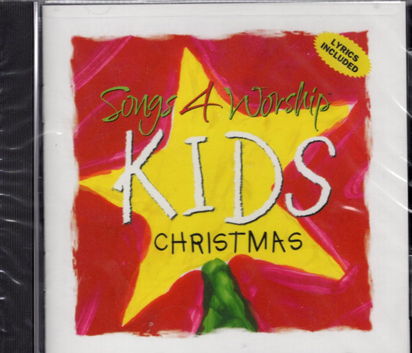 """Songs 4 Worship Kids Christmas"""