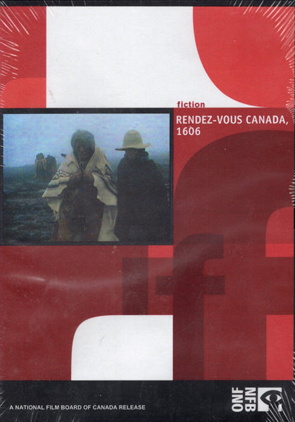 """Rendez-Vous Canada, 1606"" by National Film Board of Canada (DVD)"
