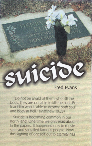 """Suicide"" by Fred Evans"