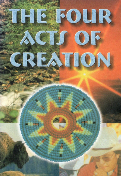 """The Four Acts of Creation"" by William R. McCarrell and Tom Claus"