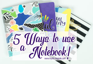 5 Ways to use a notebook