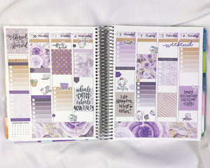 How to Plan Ahead Planner stickers