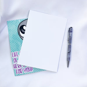 4 ways to use Journaling Cards: for beginners