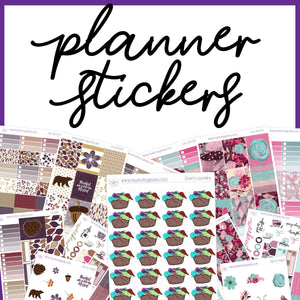 Planner Sticker Collection