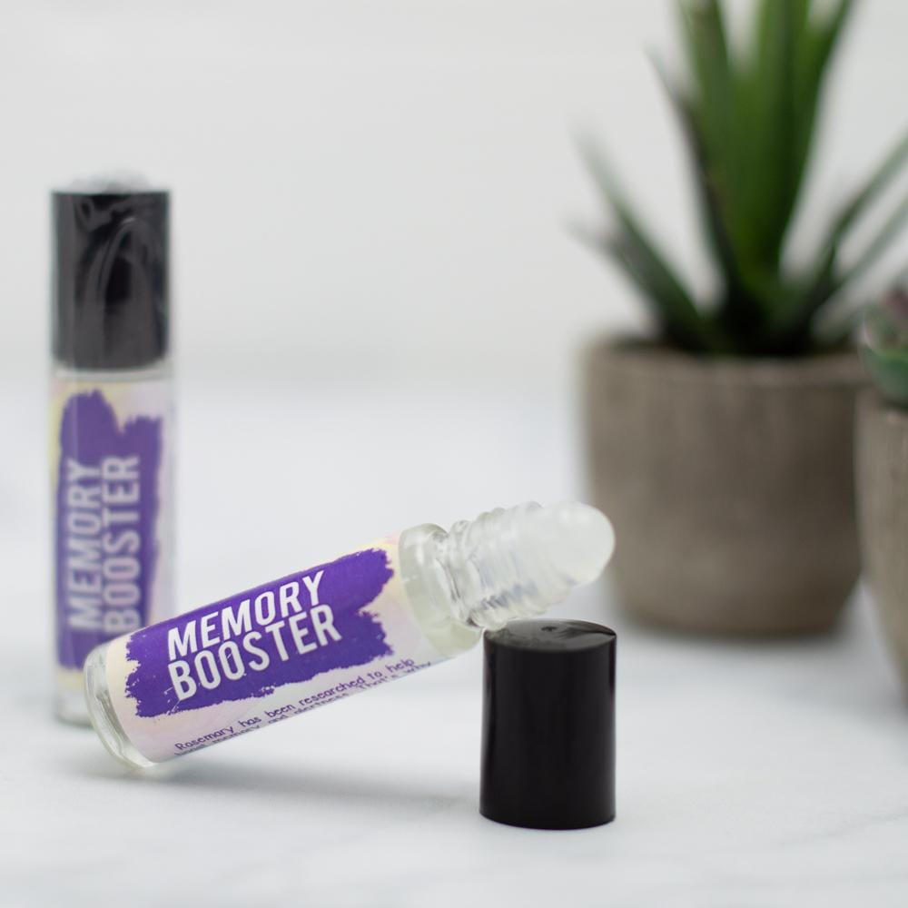 Memory Booster Essential Oil Roller