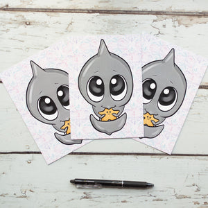 Journaling Cards - Just Sharky