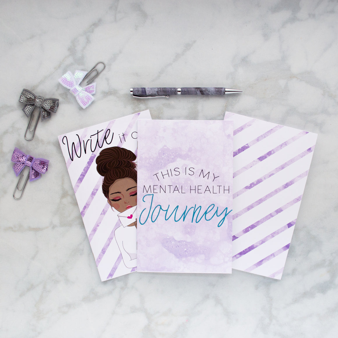 Mental Journey Mini Book Bundle - Jessica