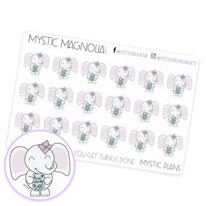 Planning Mystic Planner Sticker Sheet