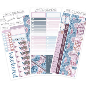 Print Pressions Sticker Kit - Calming Bloom