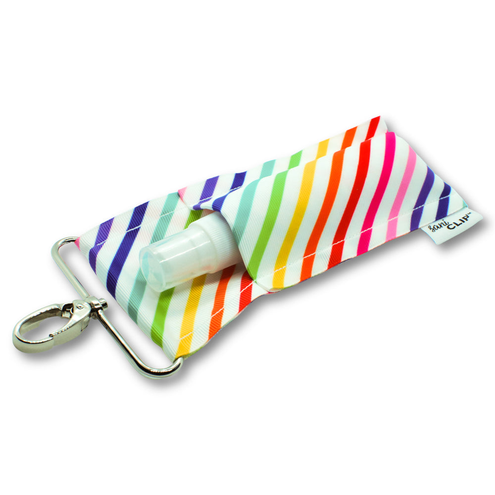 Rainbow Stripe SaniClip™ -- JUMBO SIZE ONLY