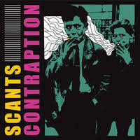 Scants Contraption - Split EP