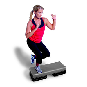 Adjustable Aerobic Step (Heavy Duty) - Danielle's All Things Fit and Fabulous