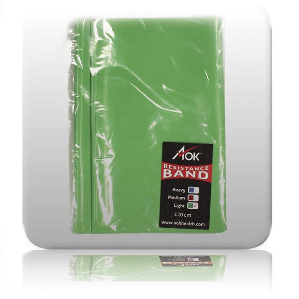 AOK Resistance Band - 120cm - Light, Med & Heavy - Danielle's All Things Fit and Fabulous