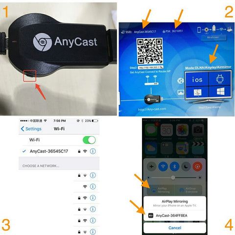 AnyCast User Manual