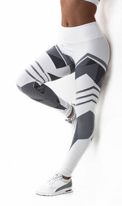 Intersecting Leggings
