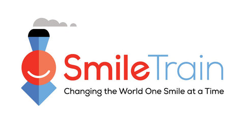 Spread more smiles and support Smile Train.