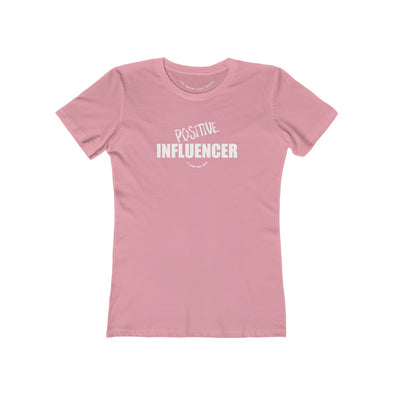 Positive Influencer - Women's BF Tee