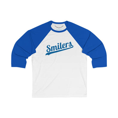 Smilers - 3/4 Sleeve Baseball Tee