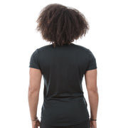 Weights & Donuts Women's T-Shirt. Black