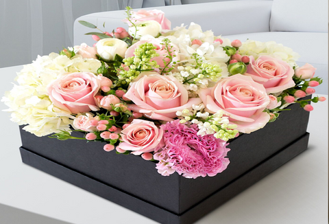 box-of-flowers