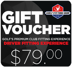 Driver Fitting - Gift Voucher