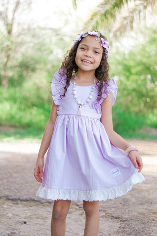 Lavender Lovely Dress