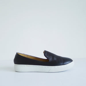 CABRILLO LEATHER: Black