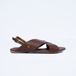 LA VEGA: Tan (All Genuine Leather)