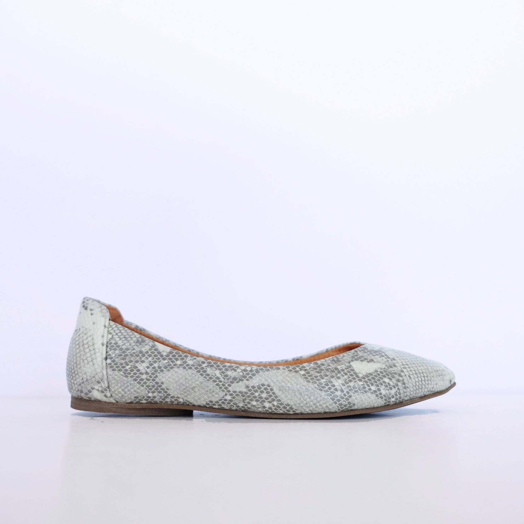 PRESCOT SNAKE: Taupe