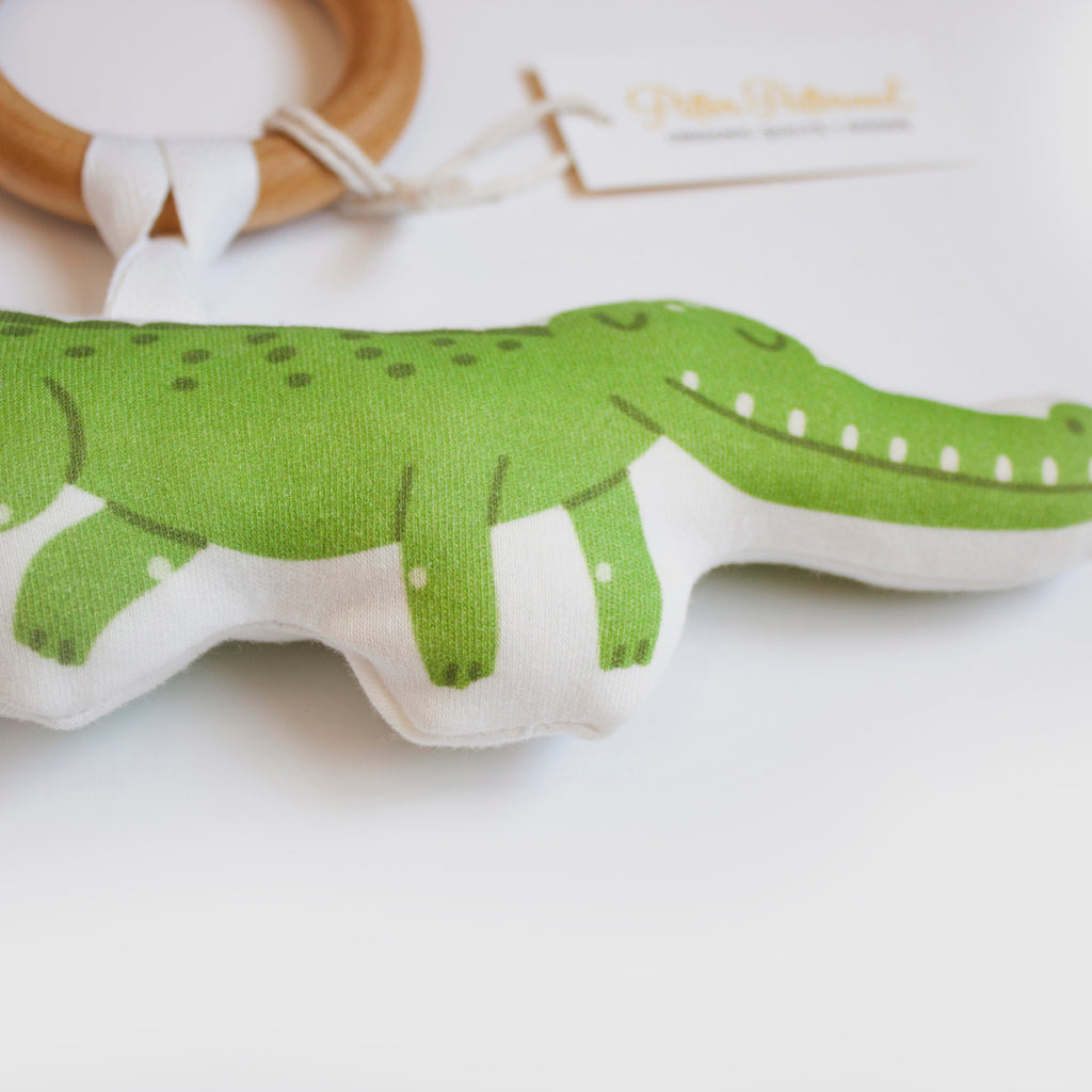 Alligator Rattle
