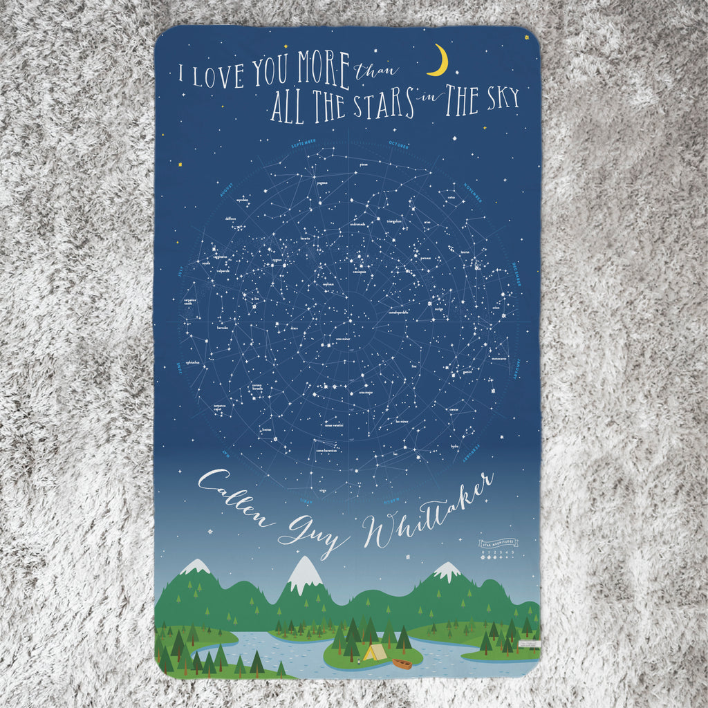 Constellation Blanket