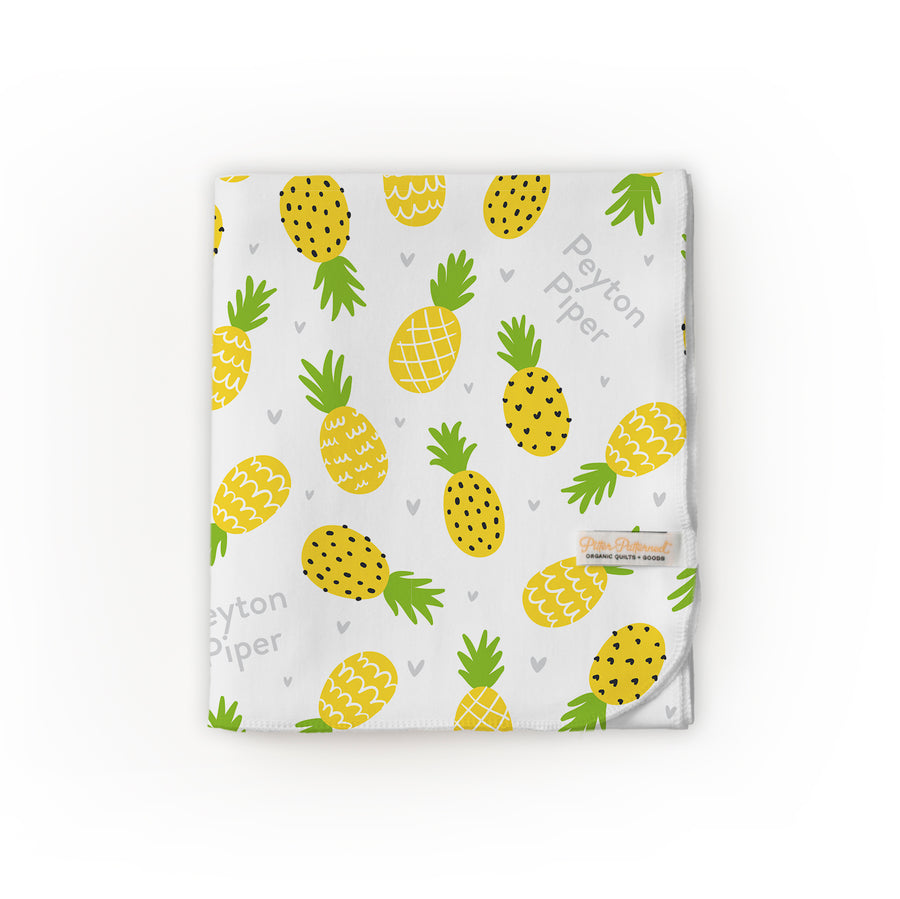 Pineapple Blanket