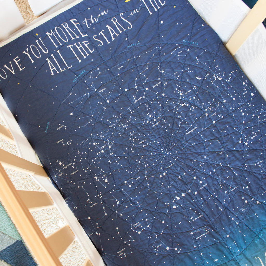 Constellation Quilt