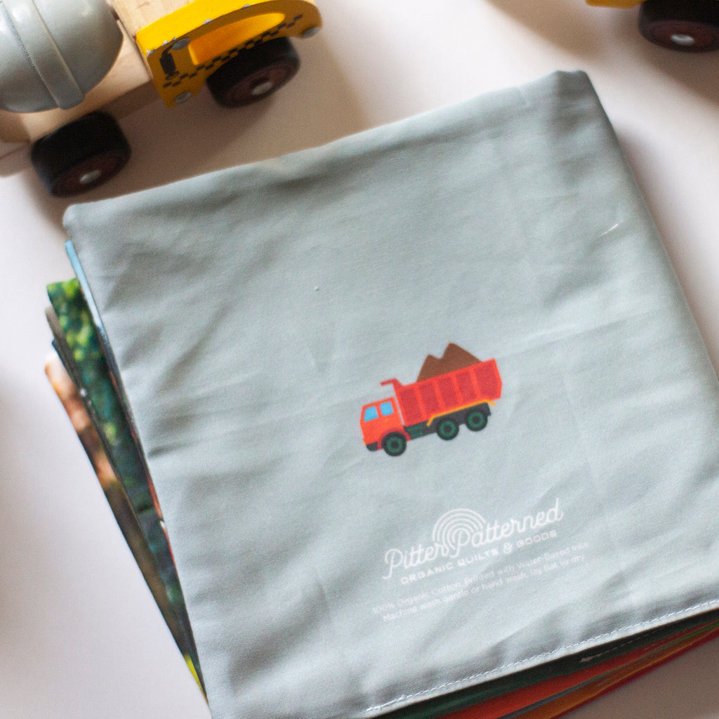 Trucks Cloth Photo Book