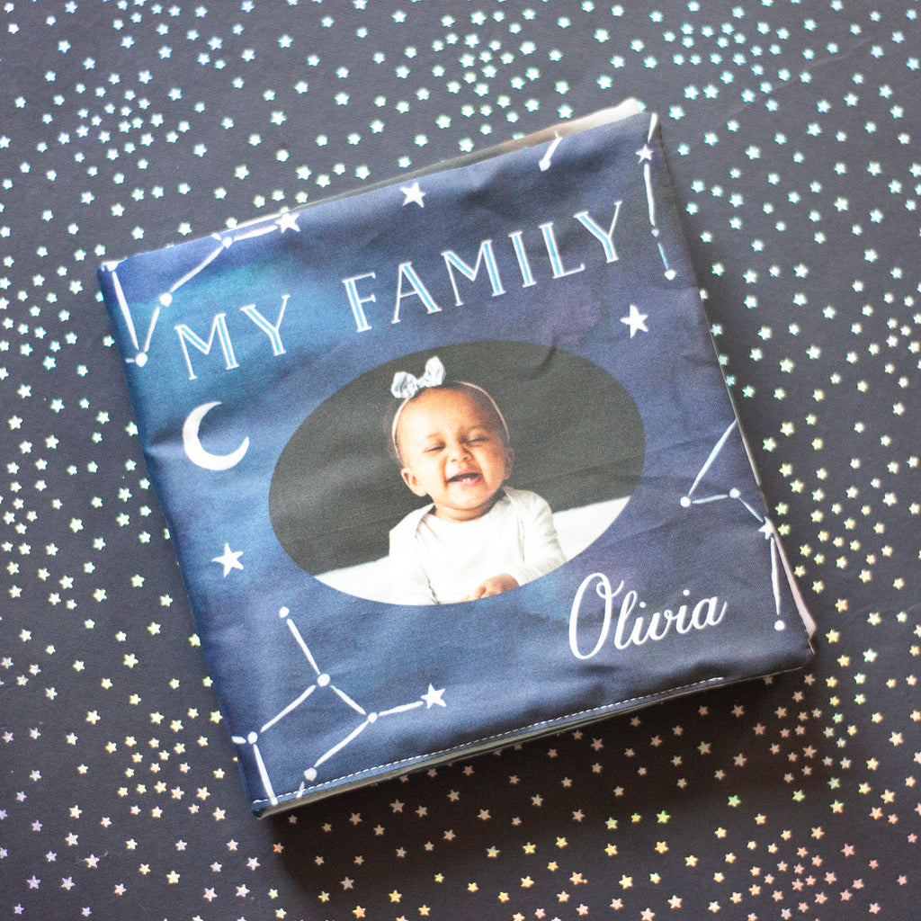 Constellation Cloth Photo Book