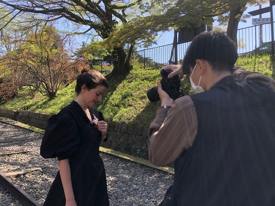 Spring Photoshoot in Kyoto