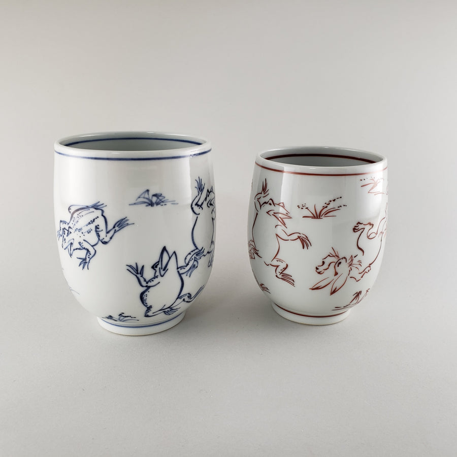 Tea cup set BIRD & BEAST 9