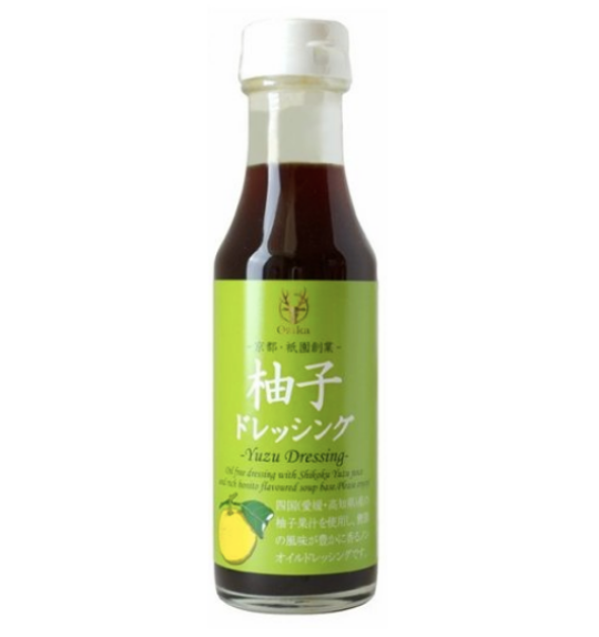 YUZU CITRUS DRESSING  220ML