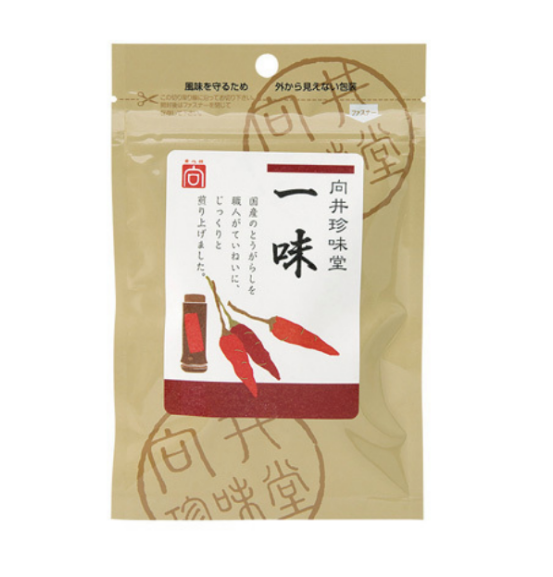 ICHIMI Japanese Chili Powder